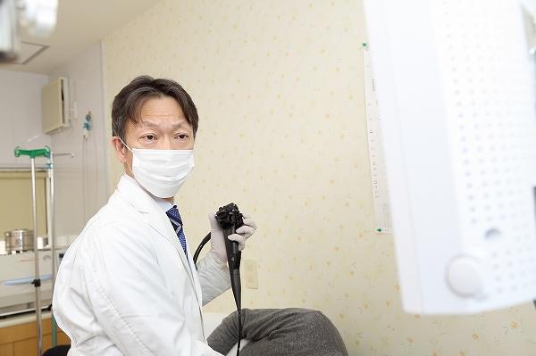専門医による検査